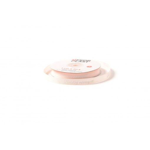 Névnapos ripsz szalag / 1cm x 20y