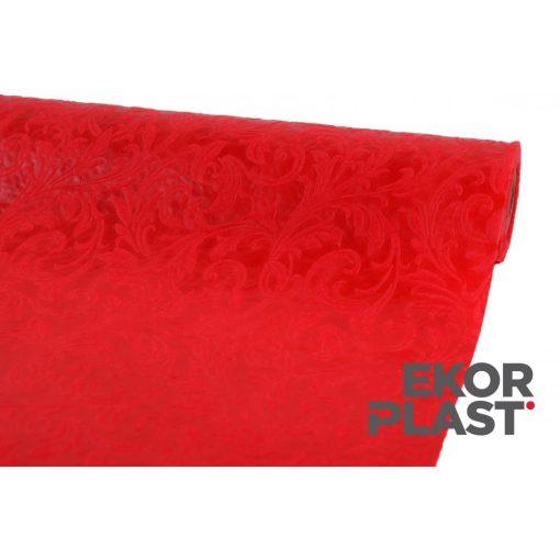 Inda mintás vetex (piros)